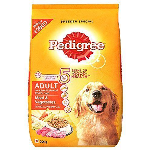 Pedigree Adult Food Meat Vegetables Dog Food Recipes Pedigree