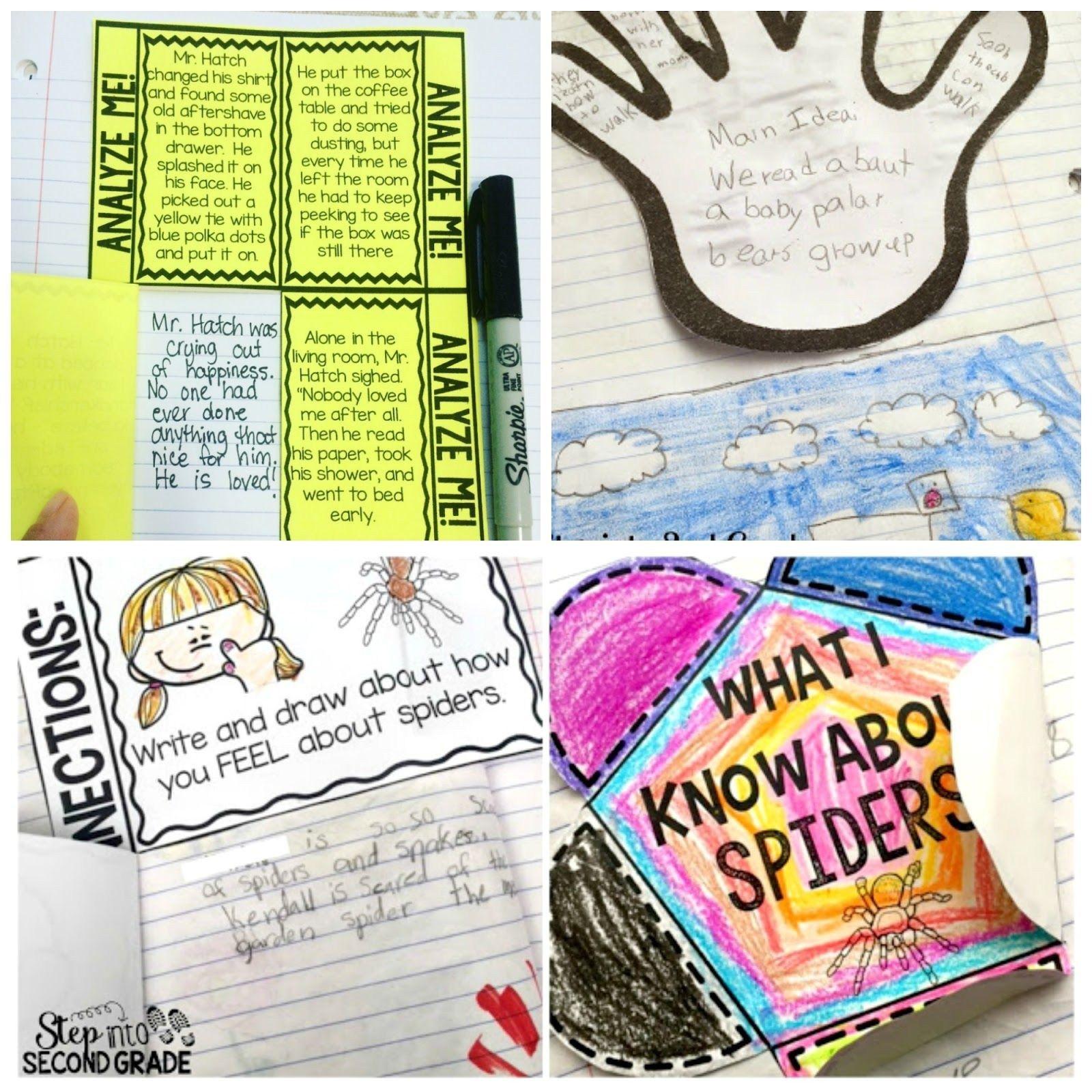 Main Idea Worksheets 1st Grade
