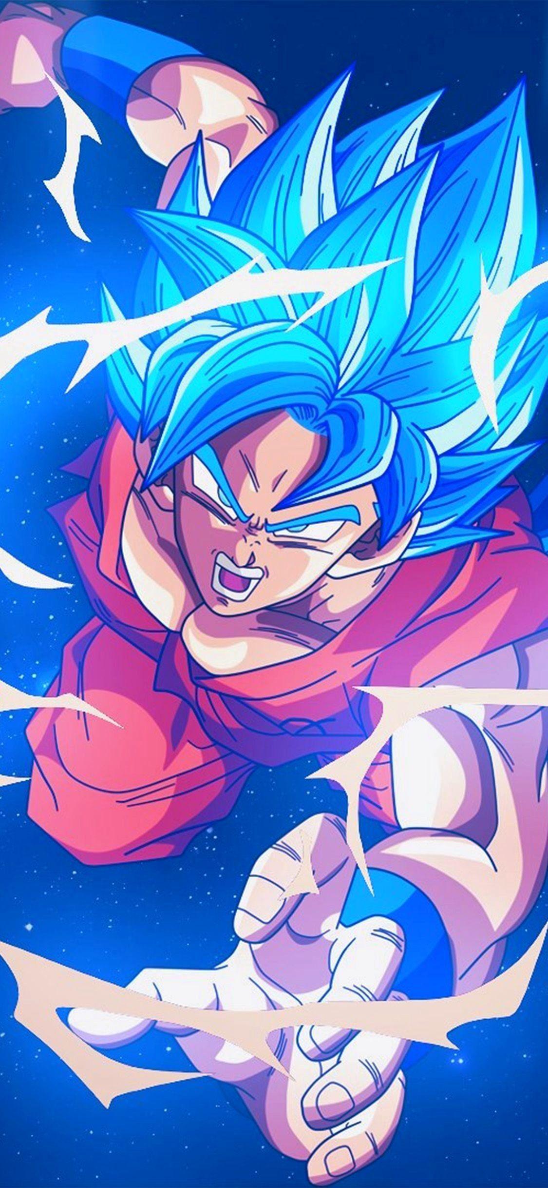 Goku Ultra Instinct Wallpaper 4k Iphone Gallery Di 2020 Wallpaper Iphone
