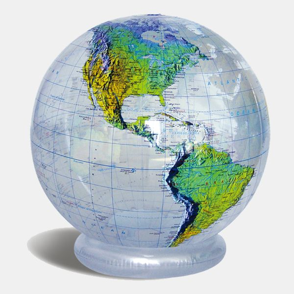 36 ttr topographic clear globe the universe and space globe gumiabroncs Choice Image