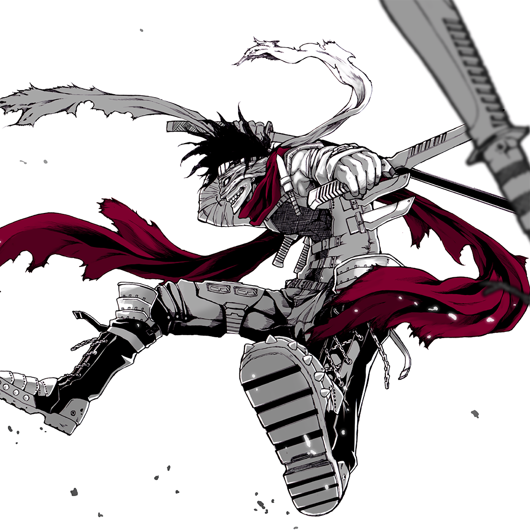 Download hero killer stain from my hero academia wallpaper for your desktop, mobile phone and table. https://avatarfiles.alphacoders.com/950/95025.png | My ...