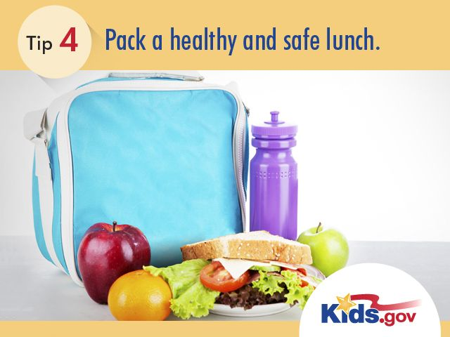 When packing lunch make sure you keep hot foods hot and cold foods when packing lunch make sure you keep hot foods hot and cold foods cold and nine other backtoschool tips forumfinder Gallery