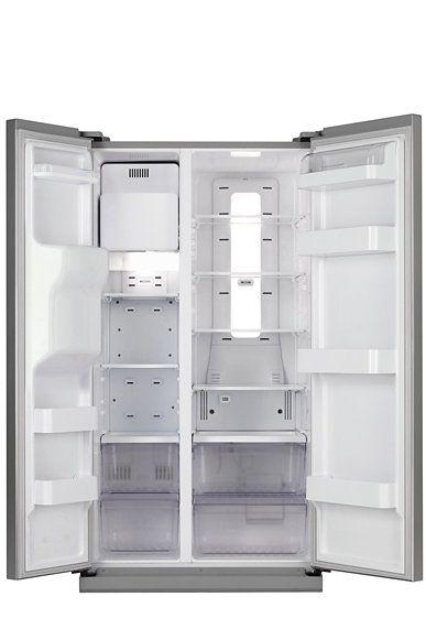 frigorifero side-by-side modello RS H1 DXNA con dispenser acqua e ...