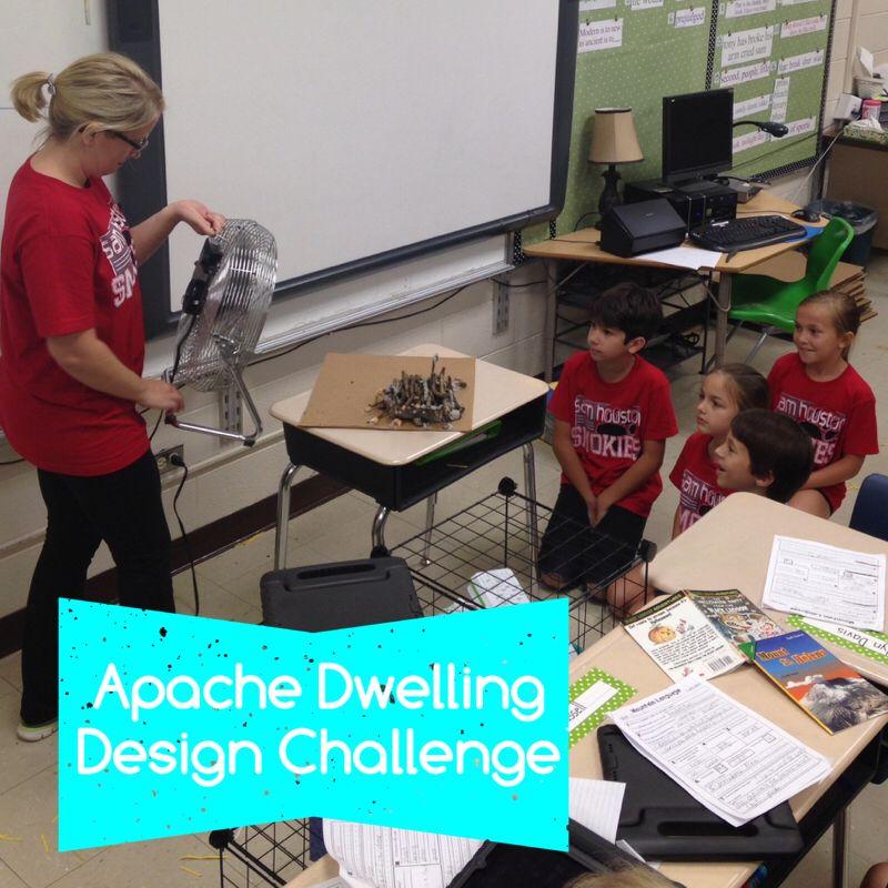 Stem School Design: Apache Dwelling Design Challenge
