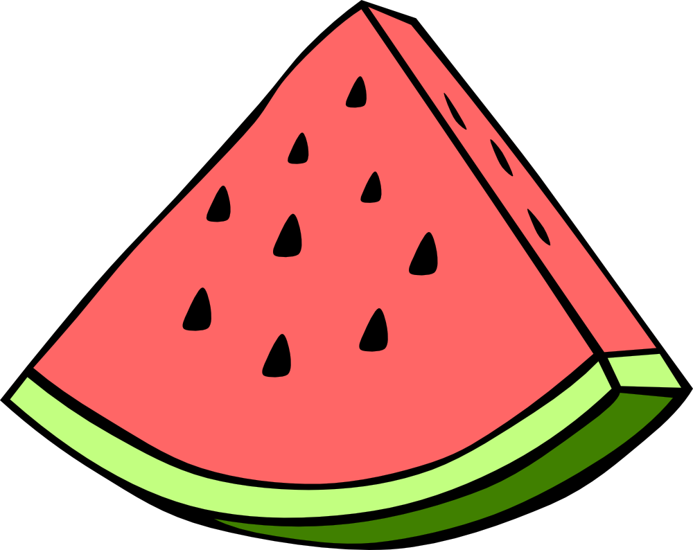 Watermelon Clipart Google Search Summer Coloring Pages Watermelon Cartoon Fruit Cartoon