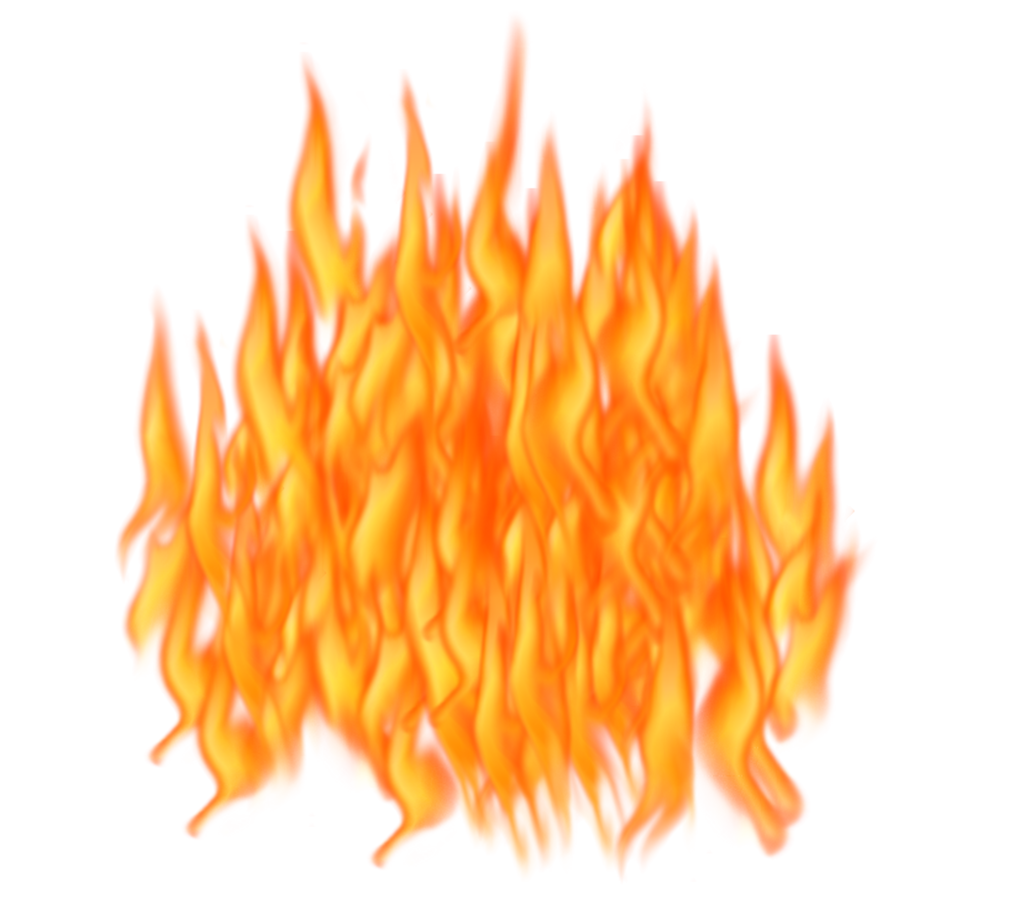 Download PNG image: Fire flame PNG image
