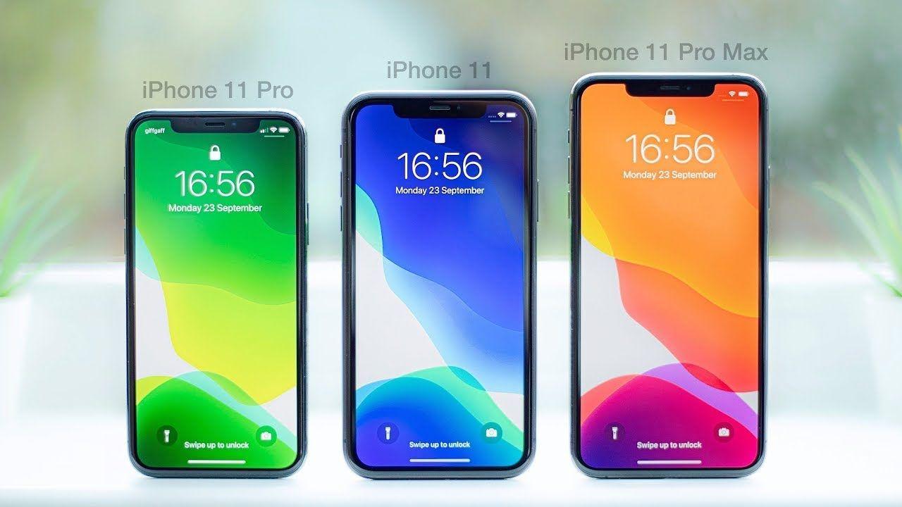Iphone Xs Max Vs Iphone 8 Plus Size Comparison