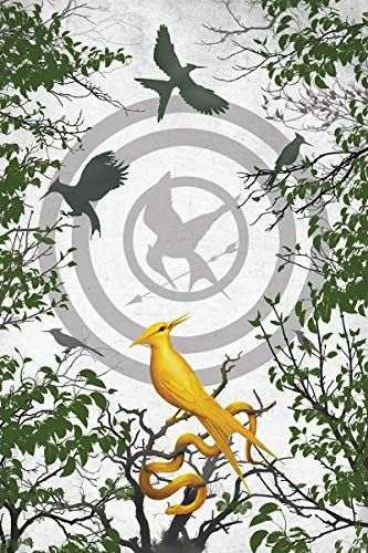 The Ballad Of Songbirds And Snakes Journal (Hunger Games)