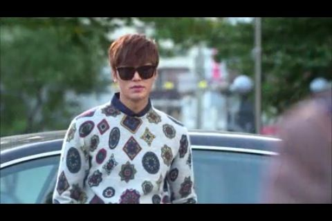 The heirs 이 민 호 Lee Min