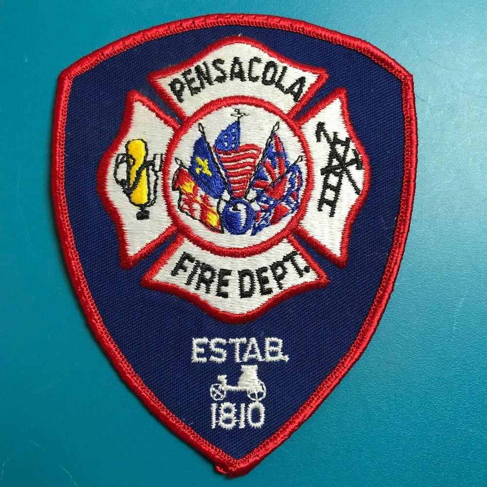 Pensacola Fire Department Escambia County Florida FL Patch