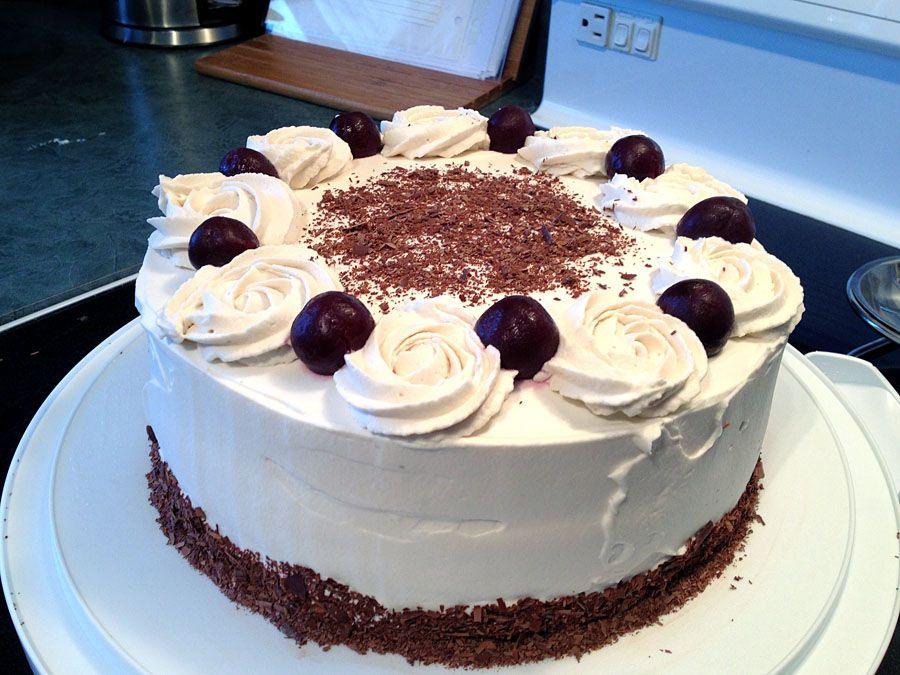 Black forest cake cake black forest cake chocolate