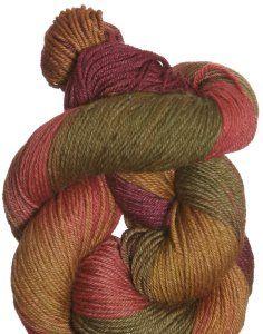 Lorna's Laces Shepherd Sock Yarn - Gold Hill