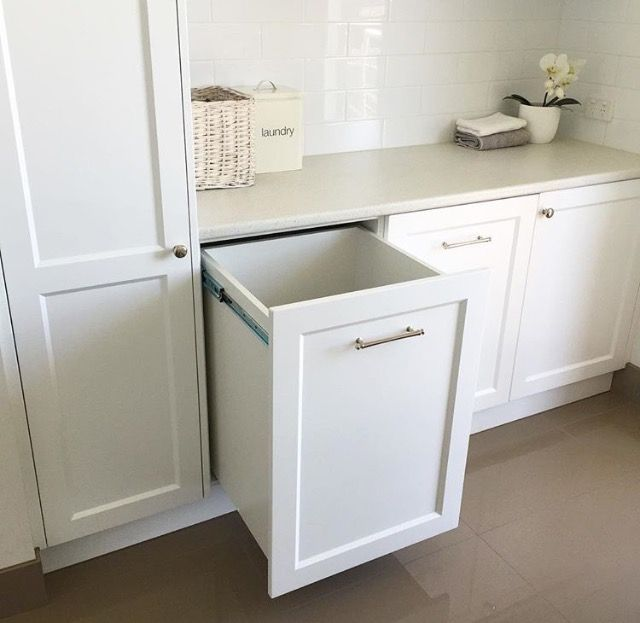 Pull Out Laundry Hamper By Ourhamptonsstyleforeverhome Instagram