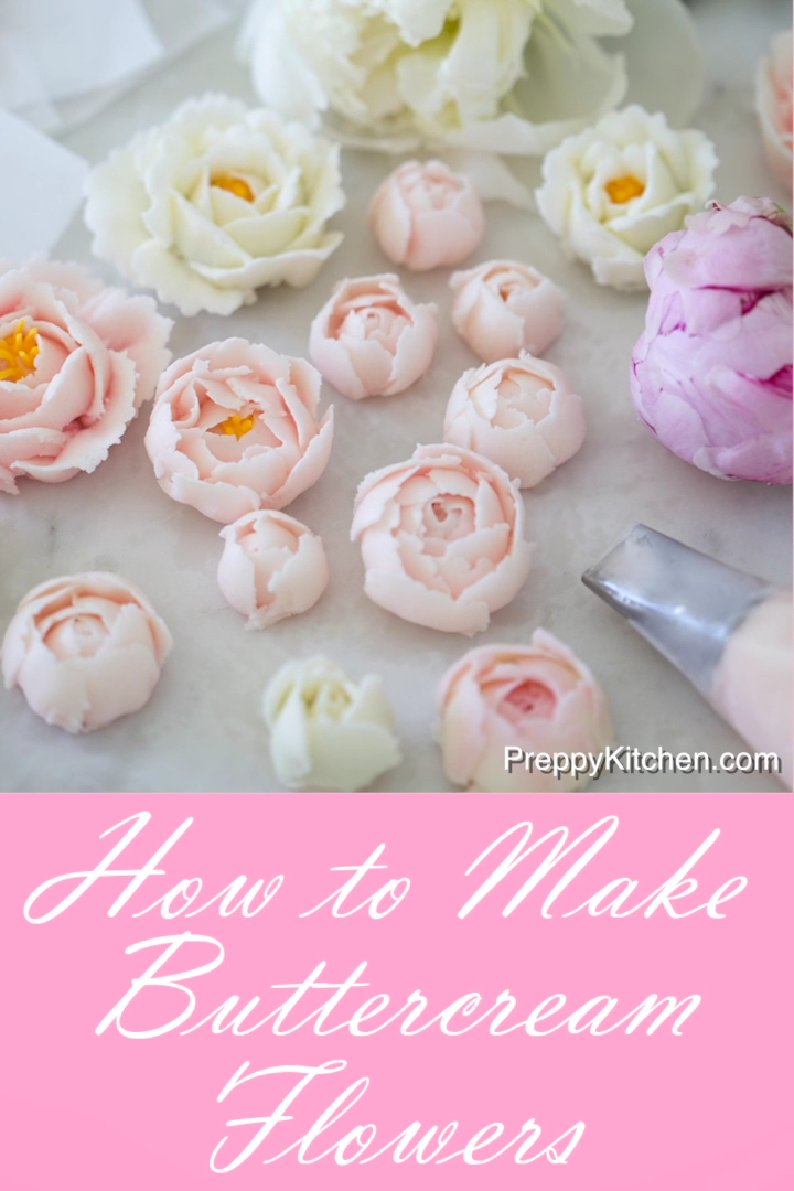 Photo of How to Make Buttercream Flowers