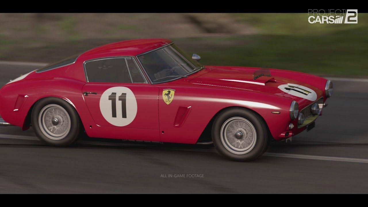 Project Cars 2 Ferrari Essentials Dlc Ps4 X1 Pc