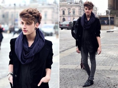 queer fashion soft femme , Google Search