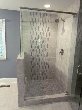 Diamond Hadley Maple Dover Watson Guest Bath Contemporary Bathroom Charlotte Lowes Of In Bathrooms Remodel Shower Accent Tile Bathroom Remodel Prices