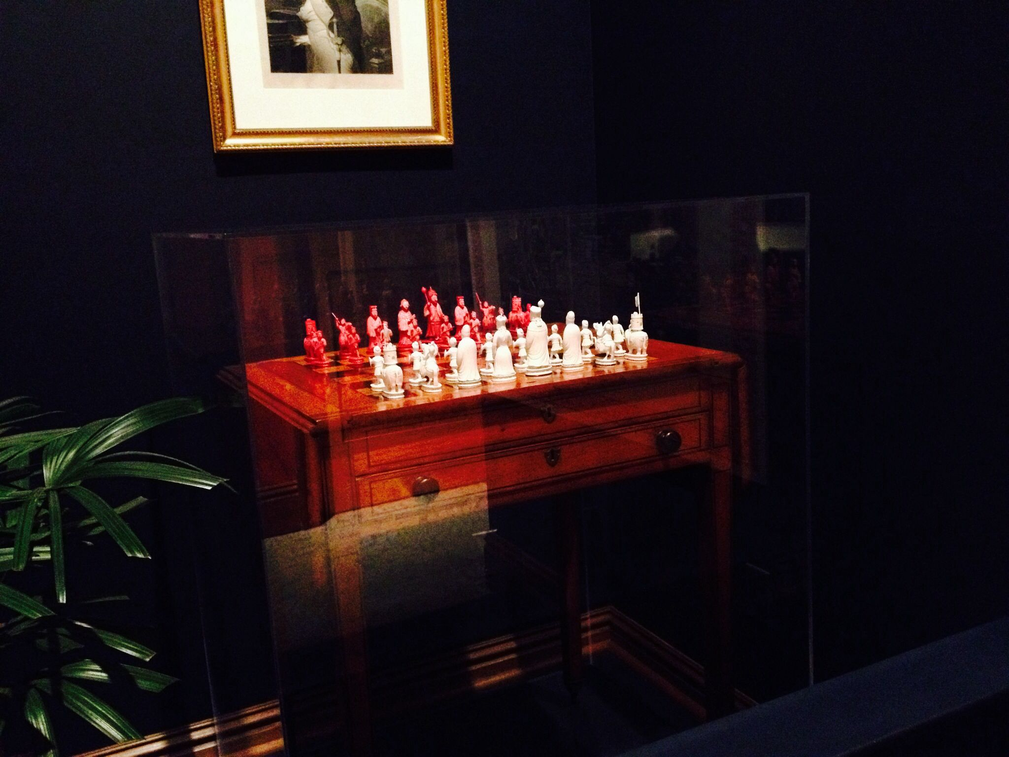 Napoleons Chess Set Biltmore Estate Chess Board Biltmore House
