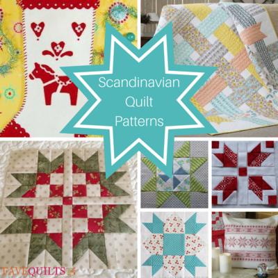 15 Scandinavian Quilt Patterns Scandinavian Quilts Quilt Patterns Quilts