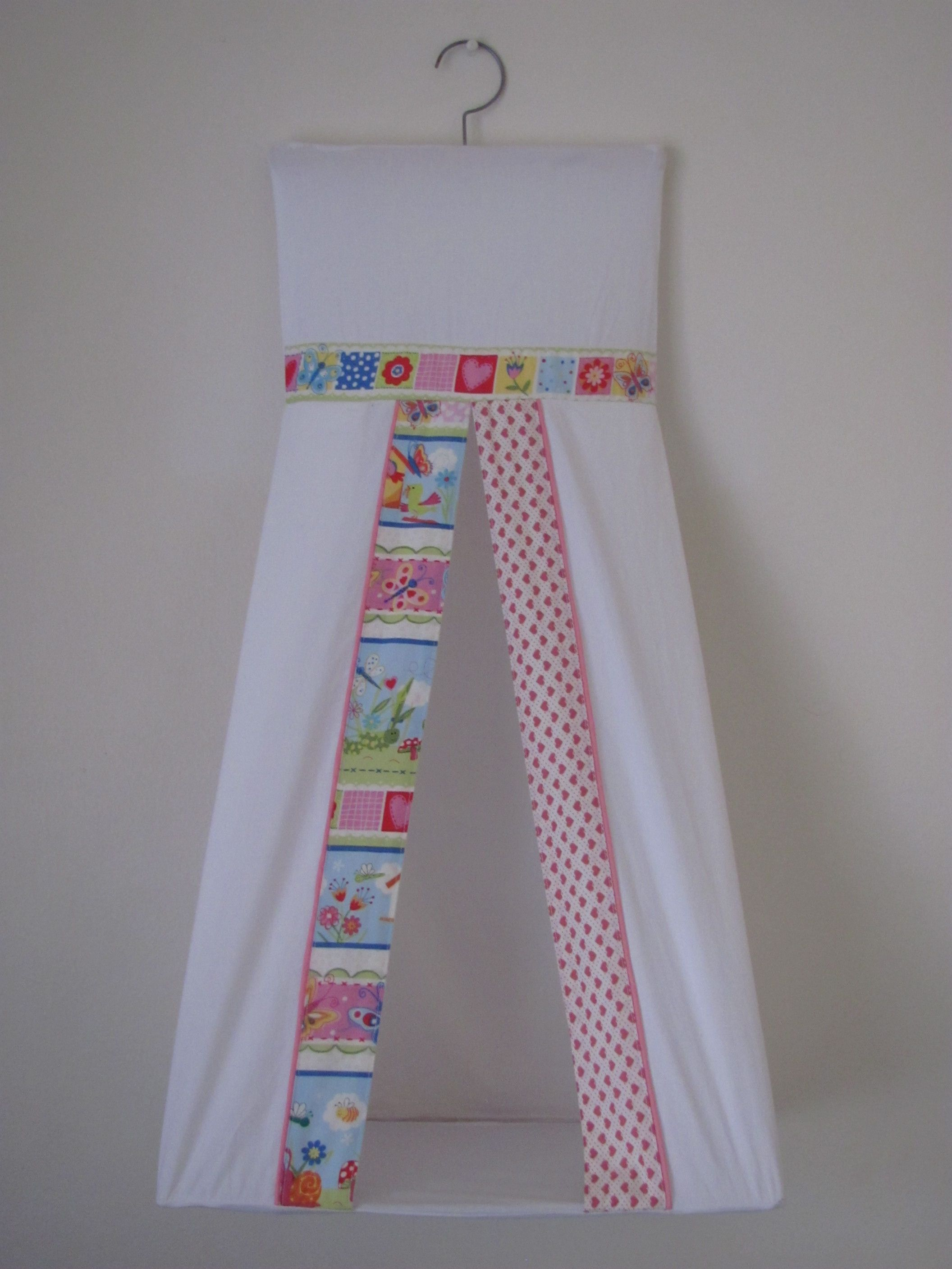 Nappy Stacker Bugs Range Baby Sewing Baby Bedroom