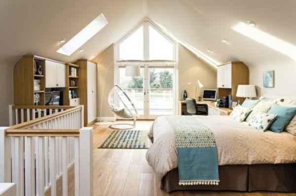 Dachboden Schlafzimmer | Mochten Sie Ein Traumhaftes Dachgeschoss Einrichten  40 Tolle
