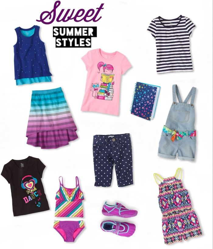 Affordable Summer Clothes for Kids - | Stuff for Kids ...