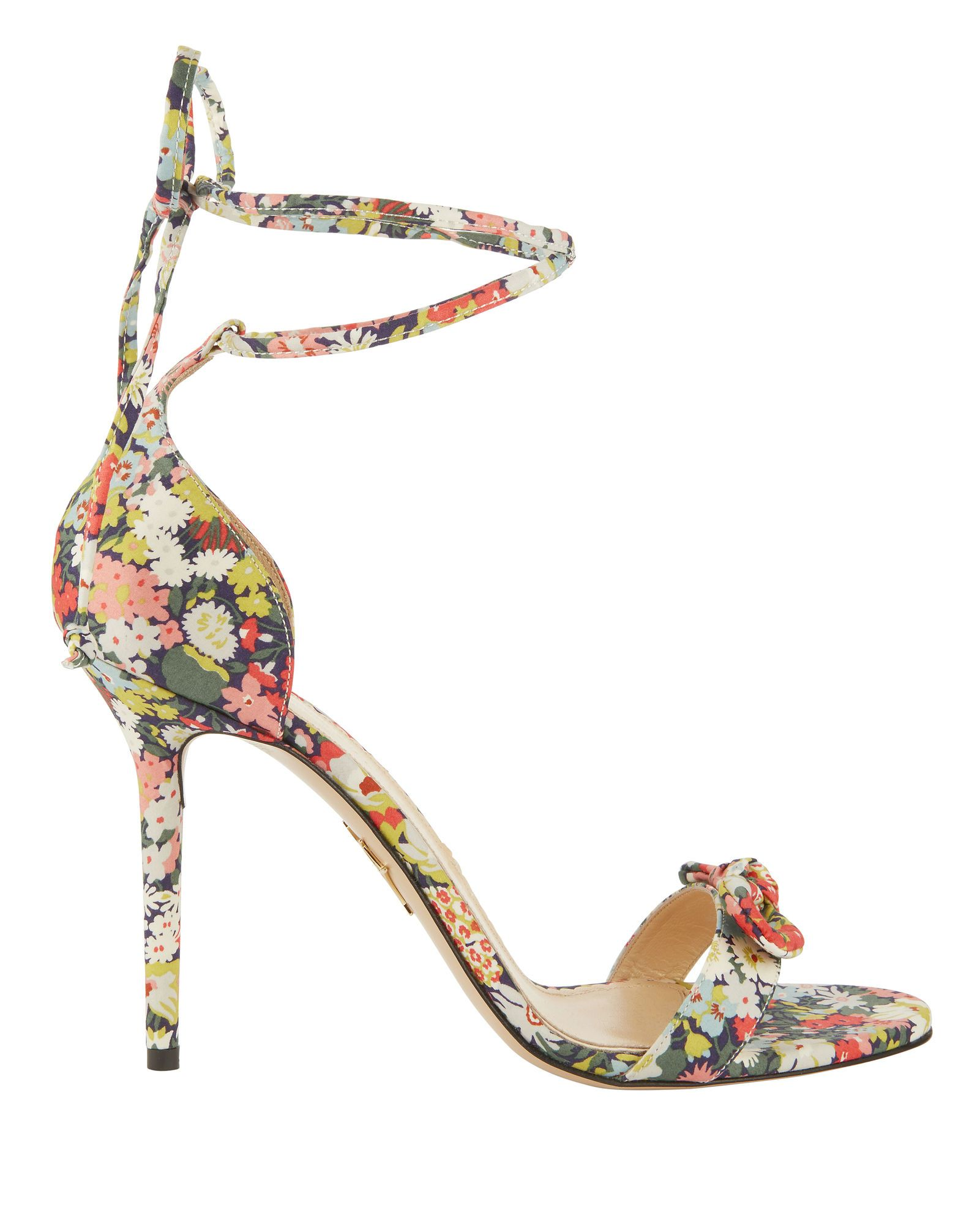 63c8e9f2c26a0 CHARLOTTE OLYMPIA Shelley Floral Sandals.  charlotteolympia  shoes