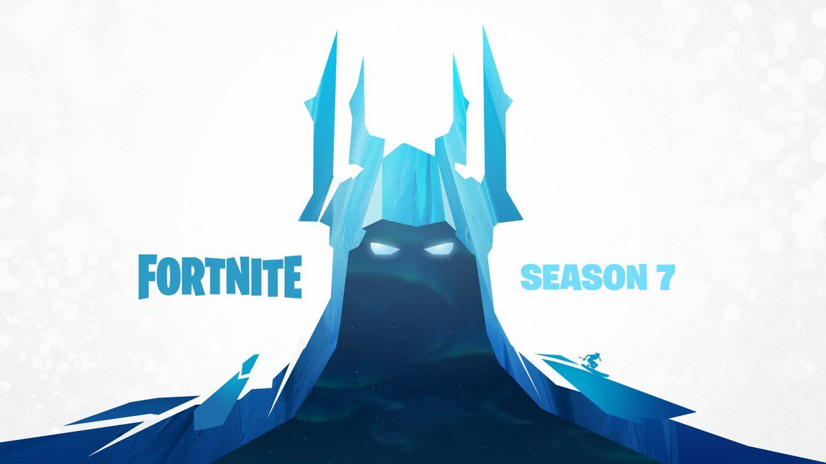 First Fortnite Season 7 Teaser Revealed Its That Time Again With Season 6 Of Fortnite Battle Royale Drawing To A Close We Now Ha Fortnite Season 7 Epic Games