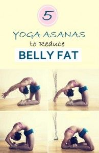 Burn lower belly fat at home