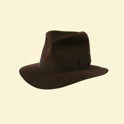The Original Indy Indiana Jones Poet Hat Crafted By The Swaine Adeney Brigg Rugged Stylish Classic Well Suited Fo Hats For Men Swaine Adeney Brigg Hats