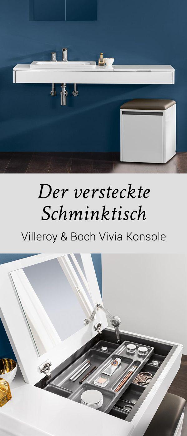 villeroy boch vivia konsole f r designliebhaber und fans von accessoires gleicherma en die. Black Bedroom Furniture Sets. Home Design Ideas
