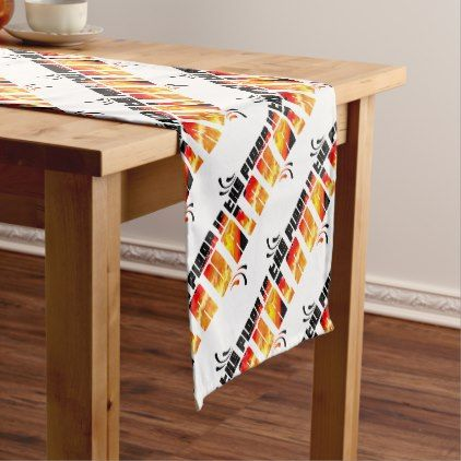 The Floor Is Lava Short Table Runner Home Decor Design Art Diy Cyo Custom The Floor Is Lava Kitchen Gifts Diy Home Gifts