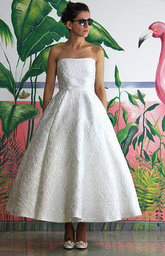 Abito Da Sposa Bustier Anni 50 Bridal Vintage Style Abito Da Sposa Midi Abiti Da Sposa Abito Da Sposa Corto,Help I Need A Dress For A Wedding