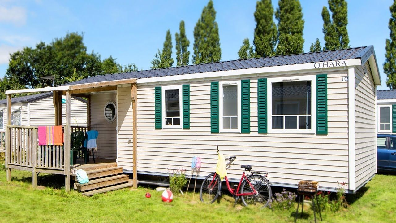 the largest premium mobile home the accommodation with 3