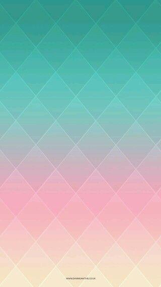 Diamond Pattern Objek Gambar Wallpaper Ponsel Kertas Dinding