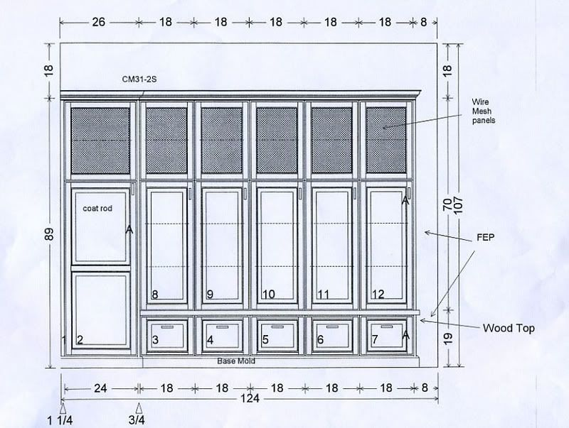 mudroom lockers with bench plans photo courtesy of ballard designs and include table plans and awesome that you saw the entry mudroom storage - Mudroom Design Ideas