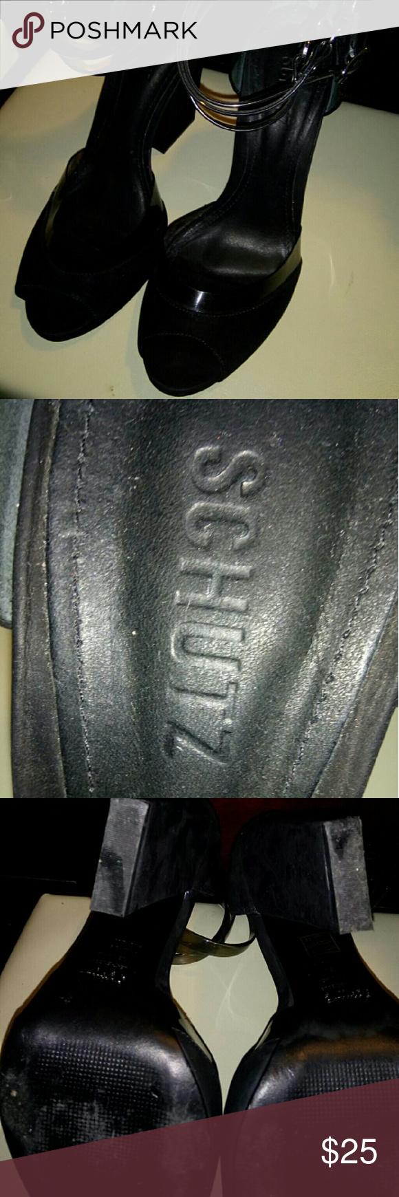 Schutz Shoes Schutz High heel shoe, size 10. Just worn once, l?ke new SCHUTZ Shoes Heels