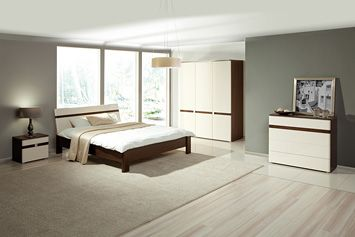 Tre Szynaka Bedroom Furniture Set This Bedroom Furniture Is A Proposition For Those Who Dream Modern Furniture Sets Luxury Modern Furniture Luxurious Bedrooms