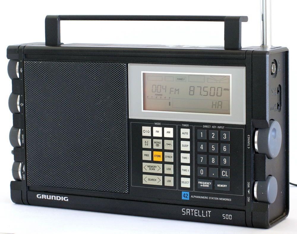 Amateur Radio Receiver 62