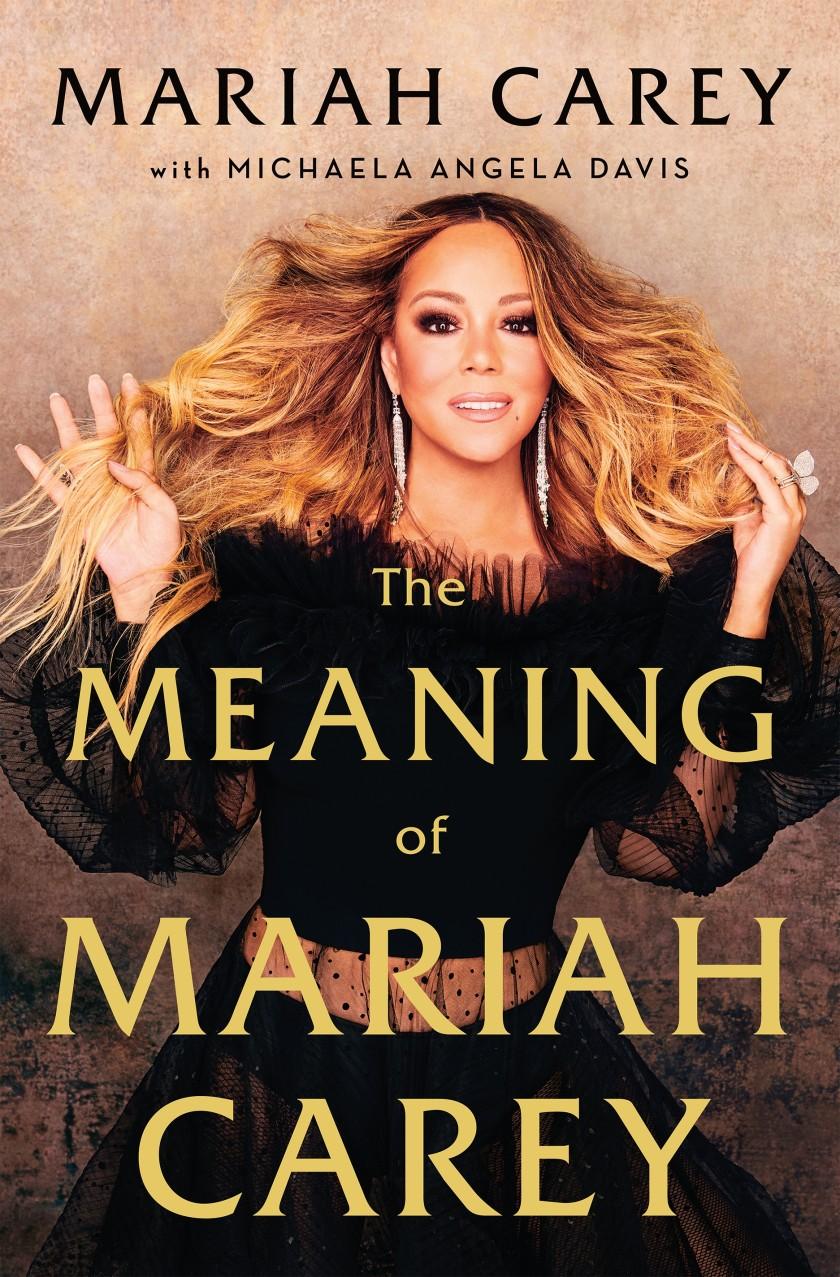 Review Mariah Carey S Memoir Is Her Best Performance Yet In 2020 Mariah Carey Mariah Carey