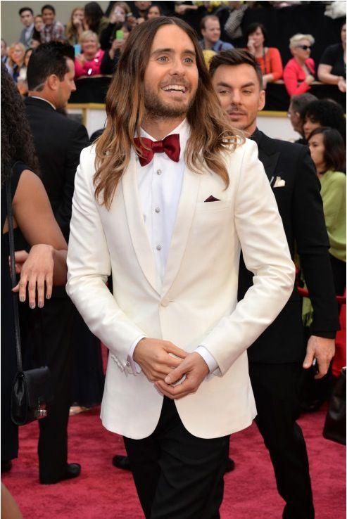 Jared Leto Red Carpet Look Jared Leto Oscar Jared Leto Movies