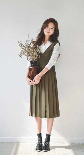 46 Design of Classy and Casual Skirts for Modern Women #casualskirts