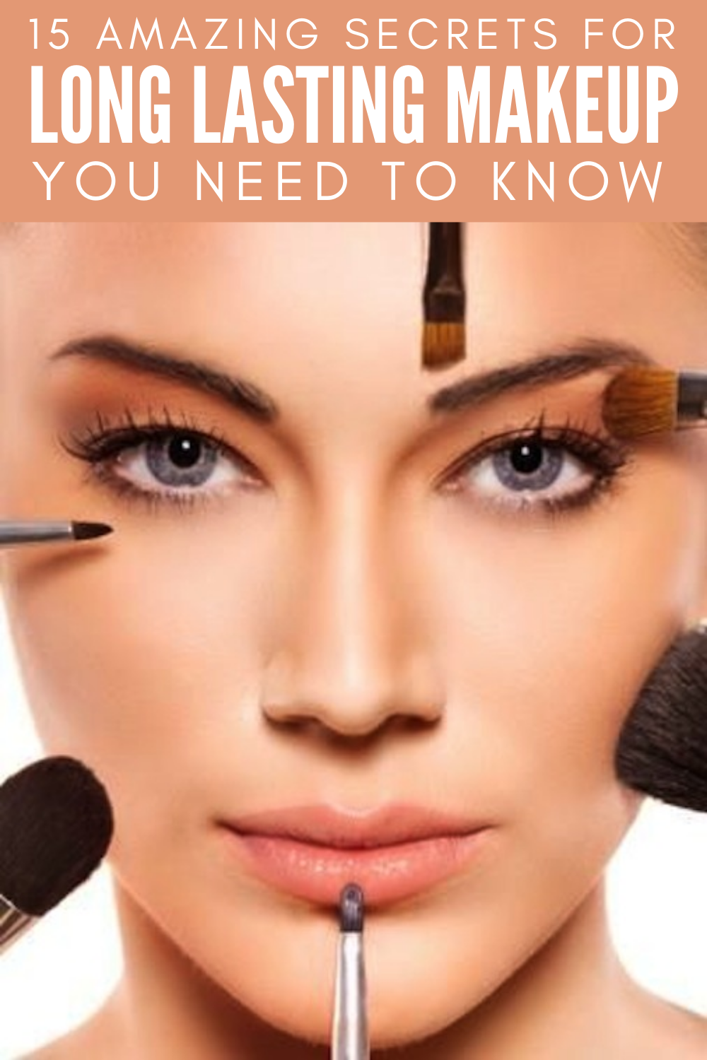 8 Secrets For A Long Lasting Makeup That You May Not Know Before