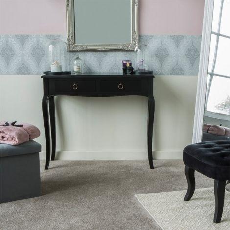 Meuble Chik Noir Decoration Baroque Mobilier De Salon