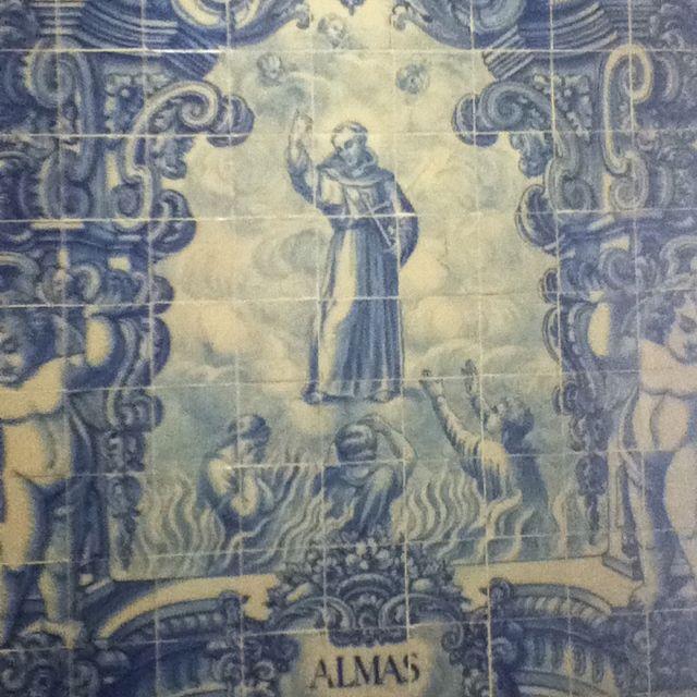 Capilla de Las Almas - Oporto - Portugal