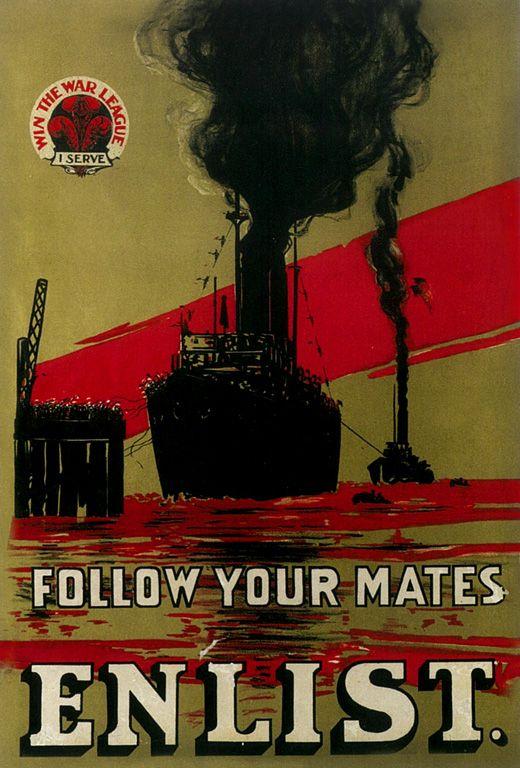 Australian World War I Ww1 Propaganda Posters Ww1 Propaganda Posters Wwii Posters Propaganda Posters