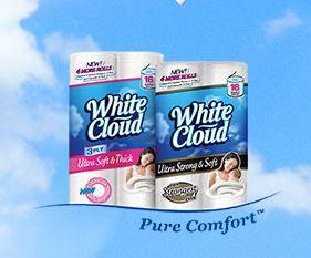 BOGO White Cloud Tissue