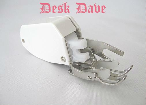Desk Dave's Brand New Low Shank Walking Foot For Brother Elna Amazing Elna Walking Foot Sewing Machine