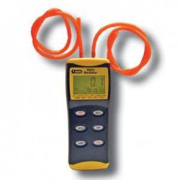 General Tools DM8200 Digital Differential Pressure Manometer