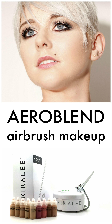 Personal airbrush makeup starter kit www.aeroblendairbrush